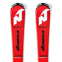 Nordica Team J Race FDT+4.5 FDT Junior Alpine Skis